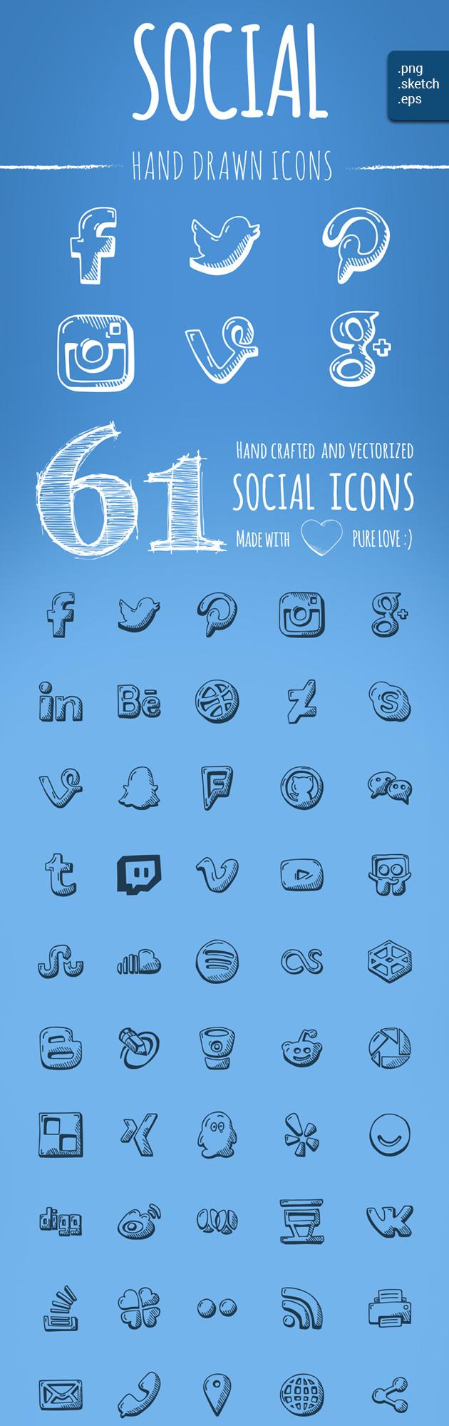 free-social-icons-3