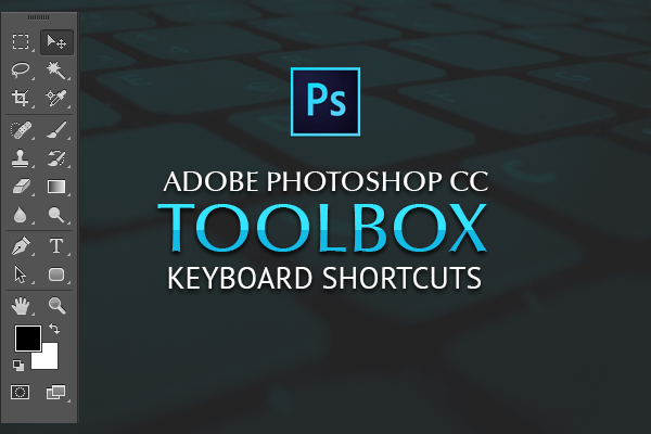 Photoshop Tools Keyboard Shortcuts