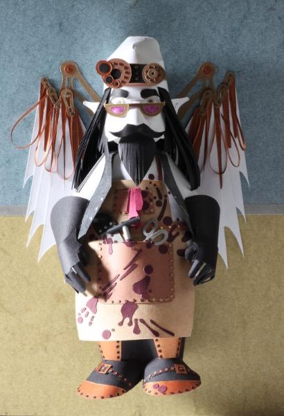 Physician faerie specimen
